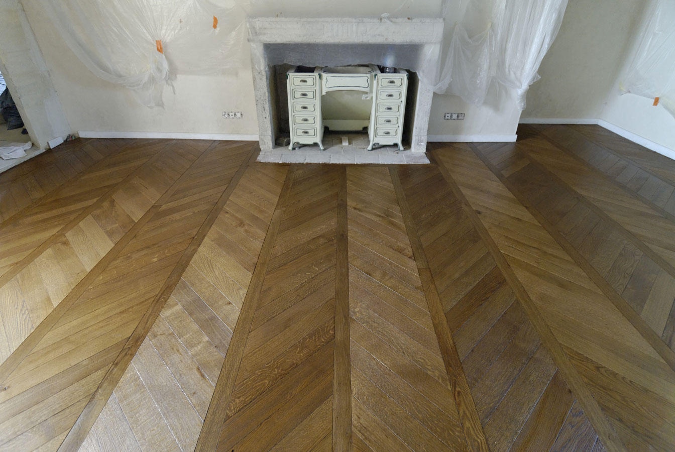 Overview Of The Parquet Floor Parquets De Tradition 19