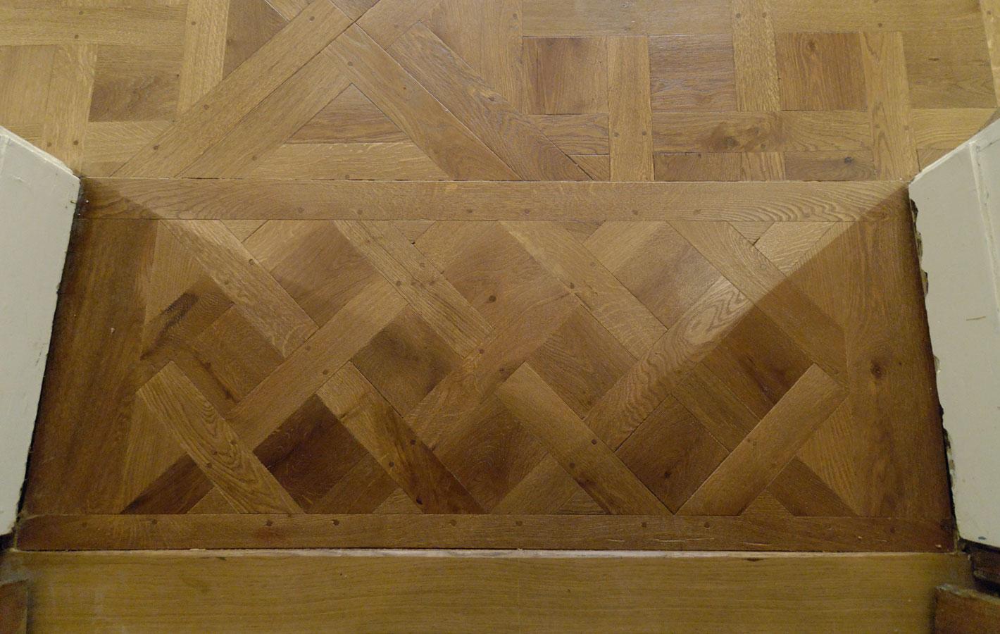 details view of the passage way parquets de tradition 57. Black Bedroom Furniture Sets. Home Design Ideas