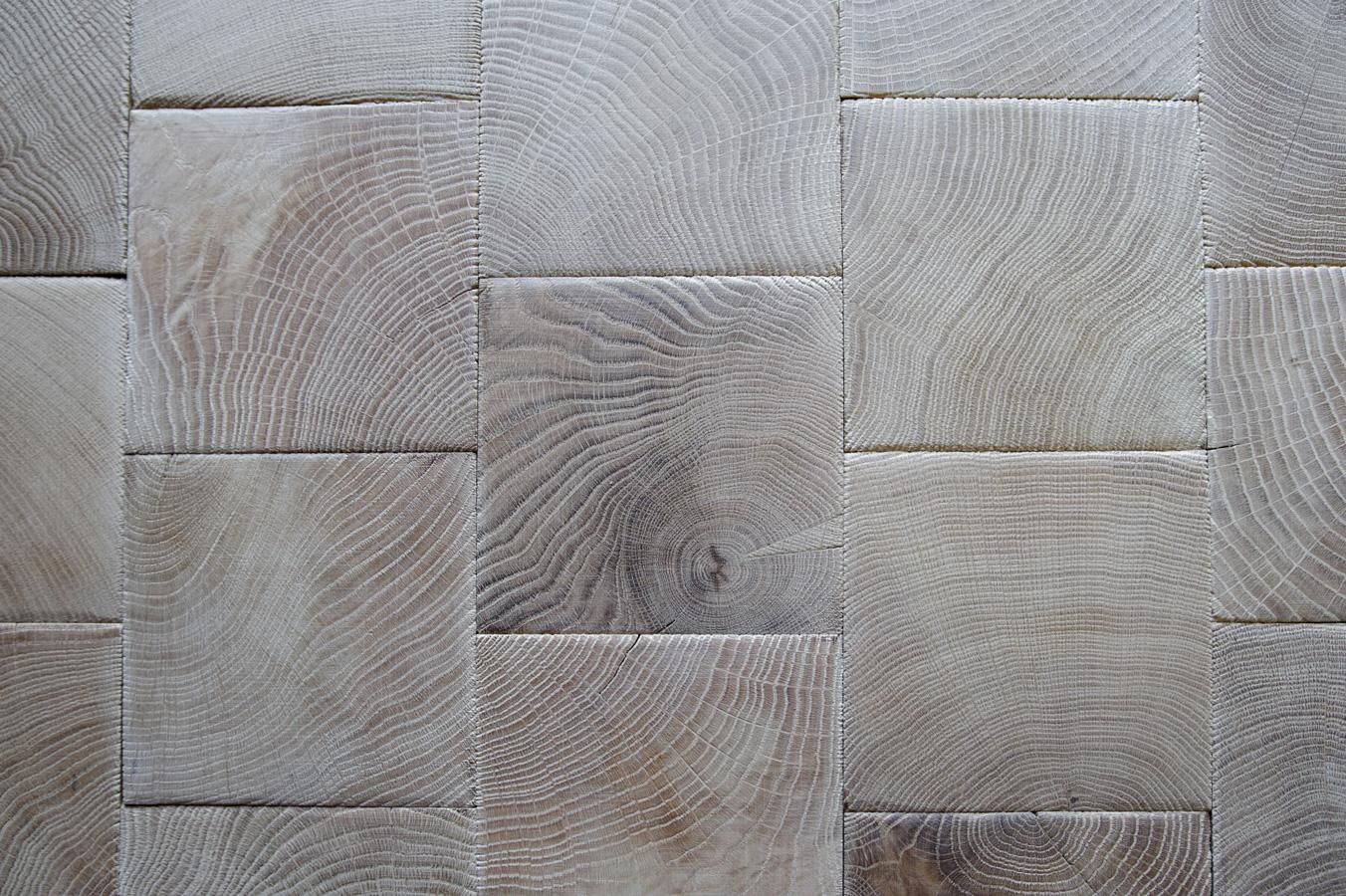 Close View Of The End Grain Wood Blocks Parquets De Tradition 105