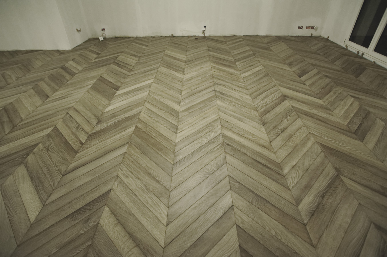 Overview of the parquet floor - Parquets de Tradition - #115