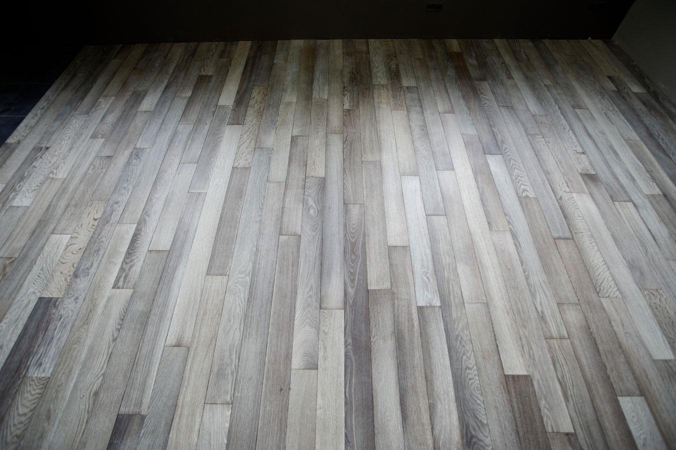 Gray Oak Flooring Parquets De Tradition 157